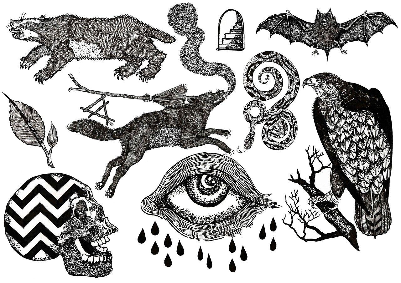 Sin Eater Illustrations Photo