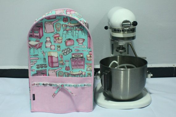 Kitchen Aid Mixer Cover by KitchenCraftsandmore on Etsy, $43.00