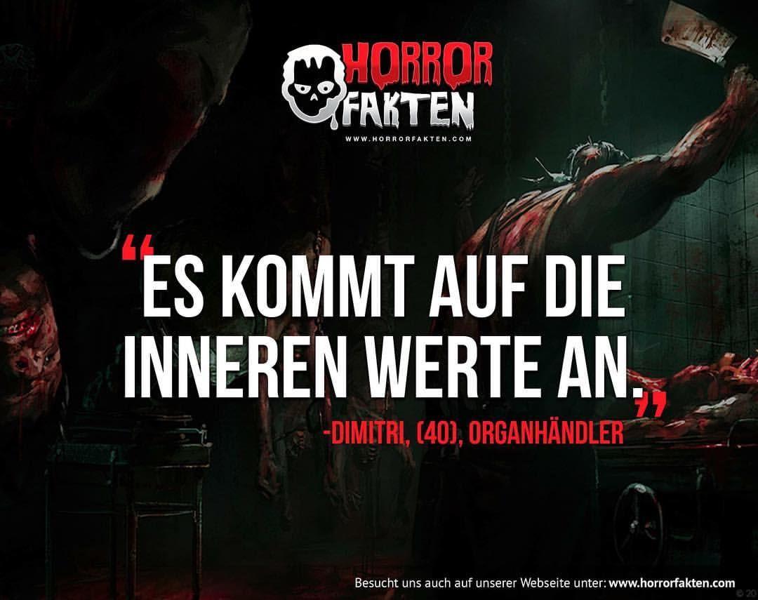 Romantisch oder? #horrorfakten | Horror/Gruselig/Leicht ...
