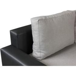 Ecksofas Mit Schlaffunktion Funktionsecken Couchgarnitur Grado Mit Schlaffunktion Otto Links Weiss Dunkelgraufun Moe In 2020 Corner Sofa Diy Sofa Bed Couch Set