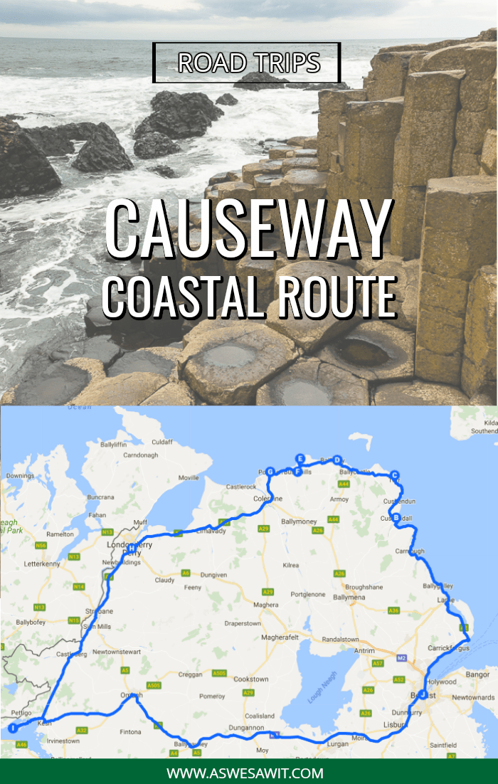 Drive Northern Ireland's Causeway Coastal Route Ireland