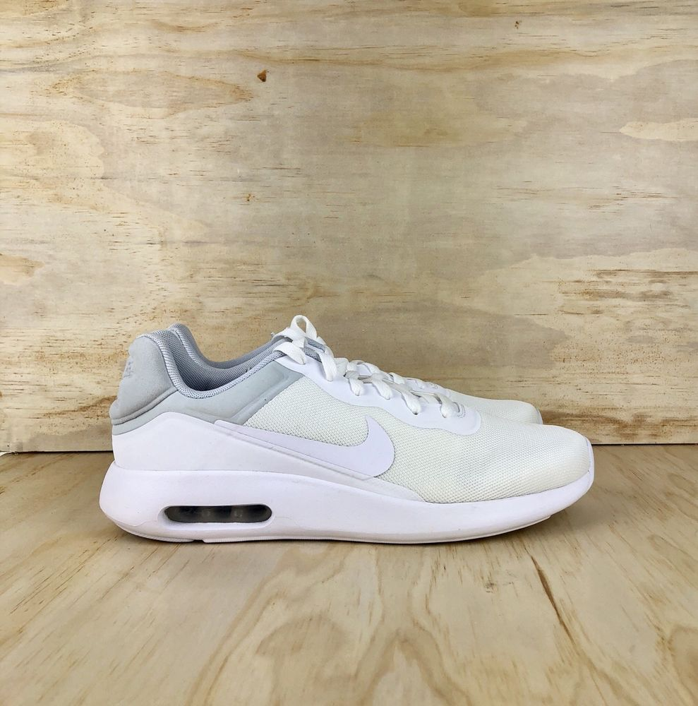 online retailer d63be fcb49 NIKE AIR MAX MODERN ESSENTIAL (844874-100) White Cool Grey-Men s 9.5 Retail   90  fashion  clothing  shoes  accessories  mensshoes  athleticshoes (ebay  link)