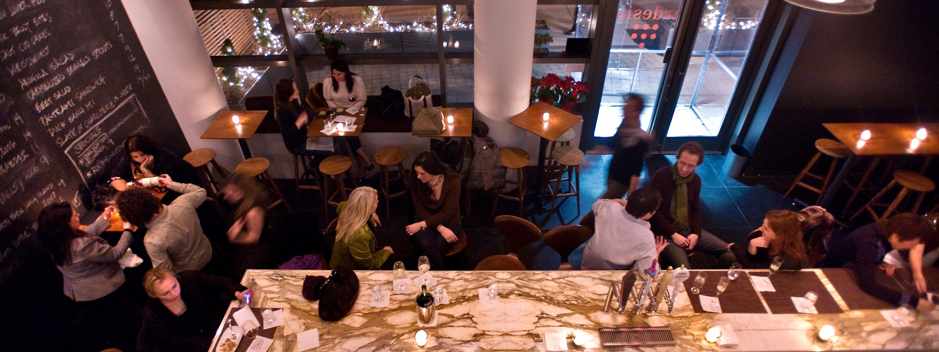 20 Great Restaurants In The Theater District   New York