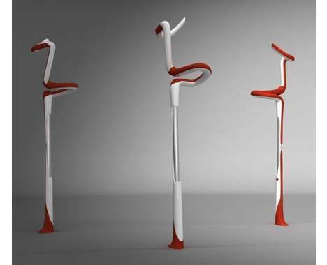 15 Walking Stick Innovations People Crutches Walking