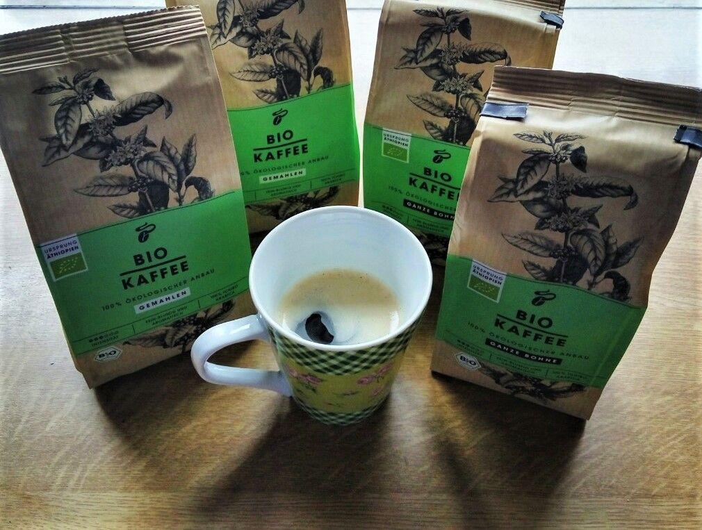 Bio Kaffee von Tchibo | Bio kaffee, Kaffee marken, Bio