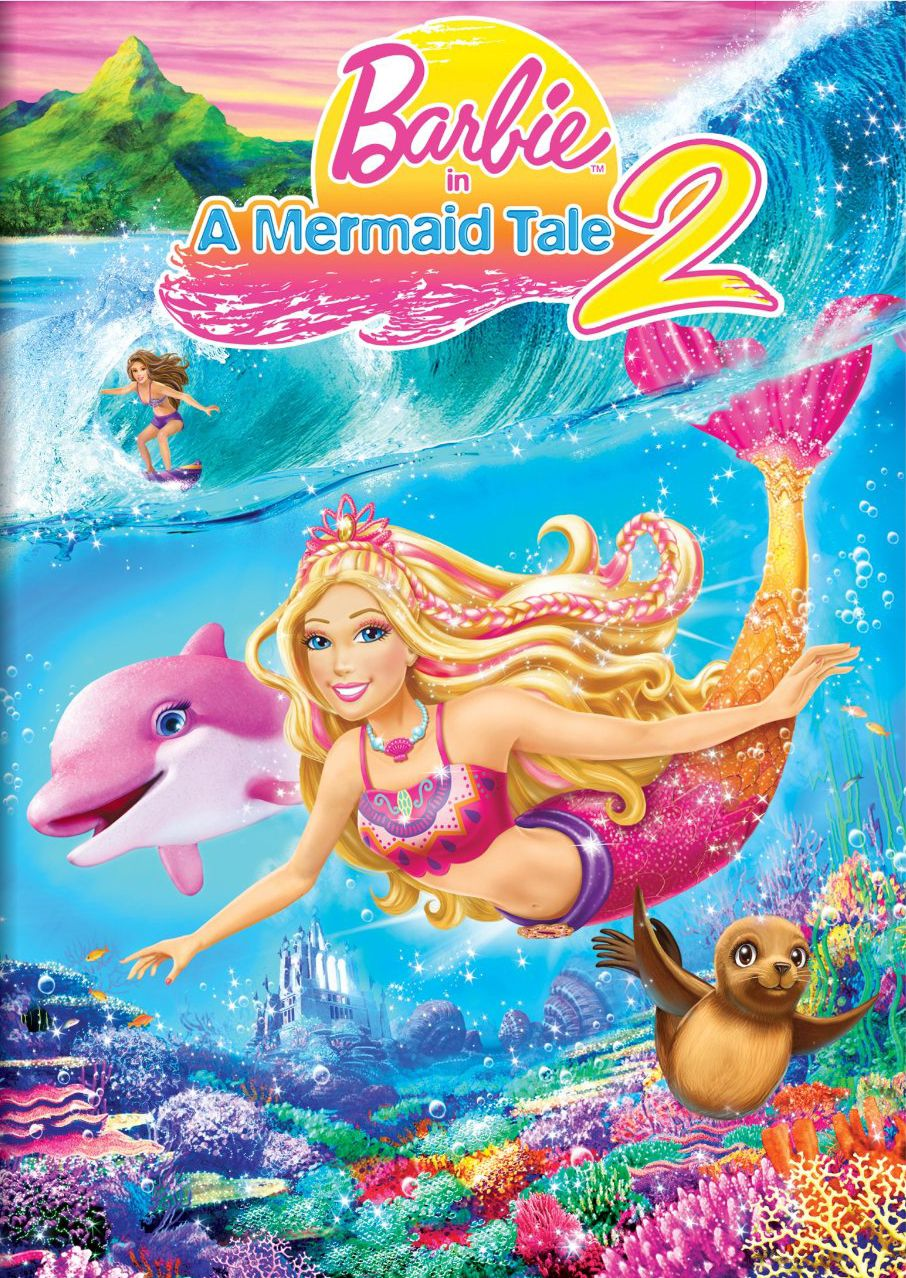 Movie At Main Barbie In A Mermaid Tale 2 Lethbridge Public