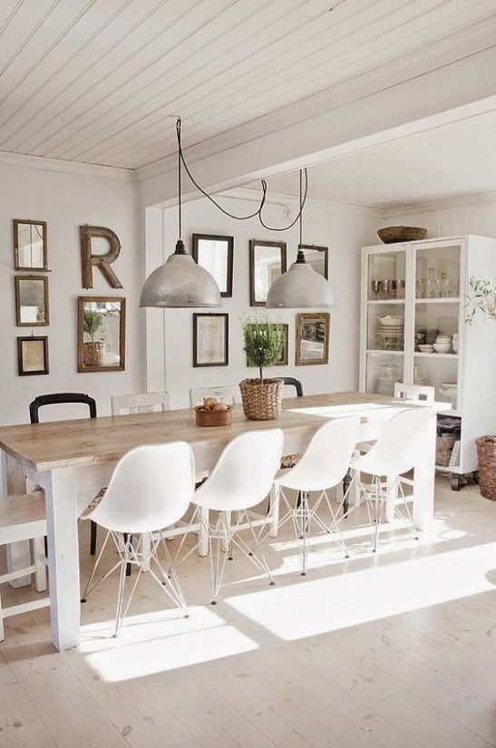 Decor Inspiration: Beach Cottage Style. Decoration Trends 2016