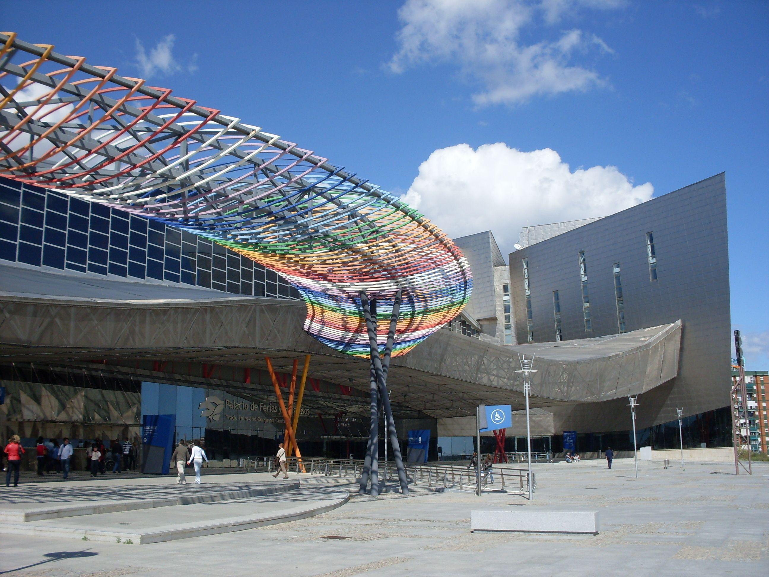 Palacio de Congresos y Exposiciones. Málaga