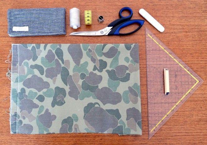 DIY Einstecktuch | The FASHION ID Blog #diy