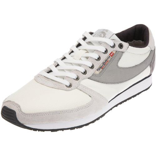 reputable site f08d3 ef149 Diesel Shoes, White Sneakers, Leather Sneakers, Sneakers Nike, On Shoes,  Sneakers