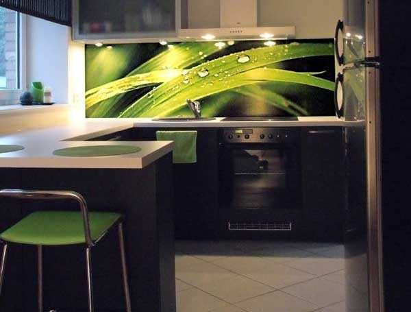 Coloring Kitchen Decor With Vinyl Stickers For Home Appliances, Walls And  Cabinets Doors