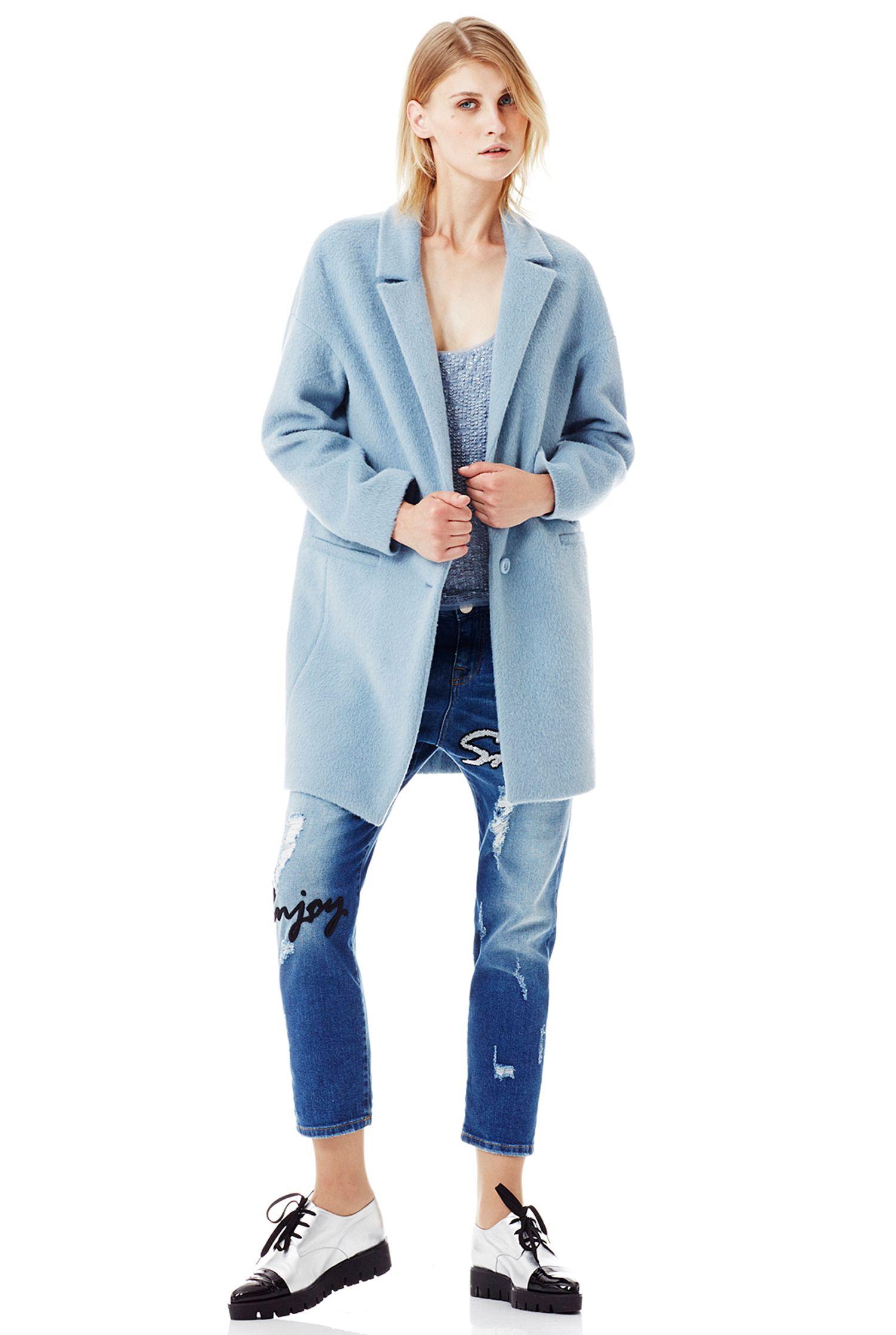 Jeans On Sale, Denim, Cotton, 2017, 25 Pinko