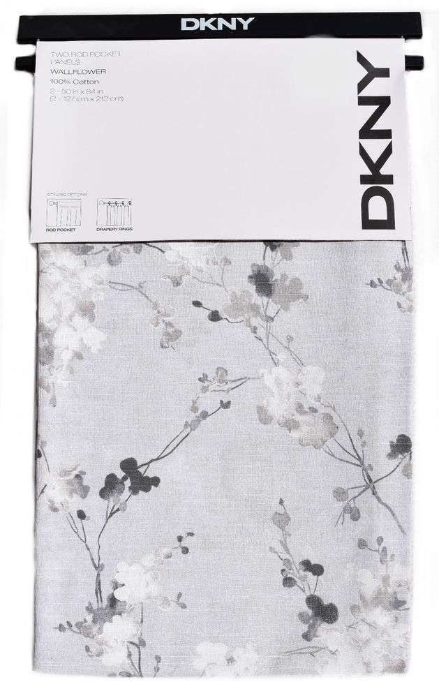 Dkny Wallflower Curtains Uk Flisol Home