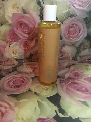 Josie Maran Argan Cleansing Oil for Body 8.3 fl. oz ~Toasted Brown Sugar ~ NEW