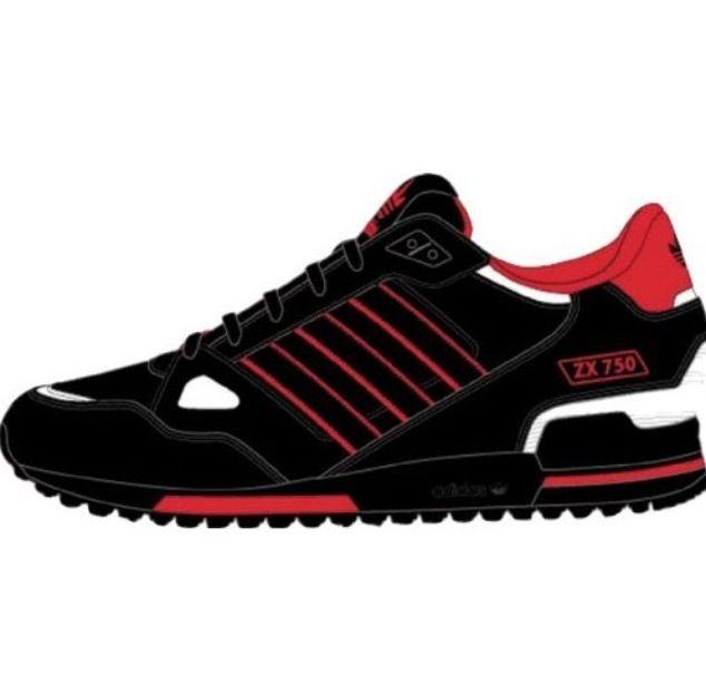 Adidas � Zx750