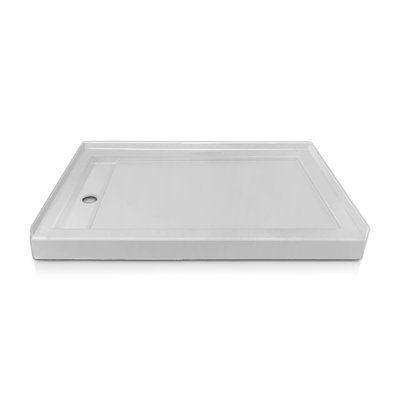 Valley Coutureldst Prestige Collection Linear Drain Single Threshold Shower Base