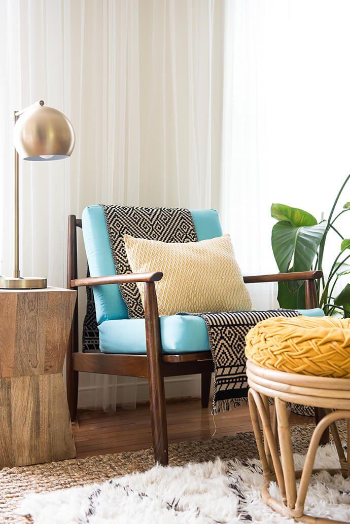 Step Inside The Creative, Handmade Home Of Aniko Levai | Brass table ...