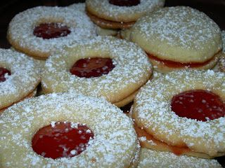 Ingredients: 1 cup butter, melted (that's two sticks) 3/4 cup confectioners sugar 2 teaspoons Baking Powder 1/4 teaspoon vani...