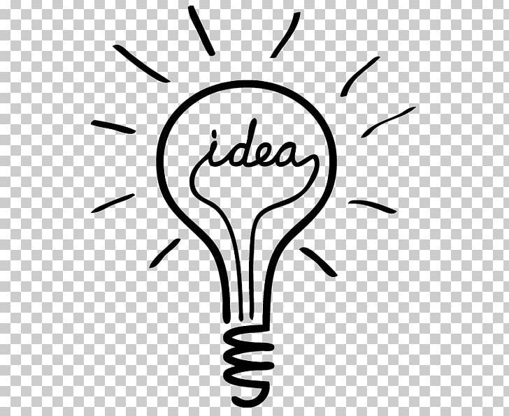 Incandescent Light Bulb Lamp Idea Png Clipart Black And White Light Bulb Lamp Incandescent Light Bulb Incandescent Lighting