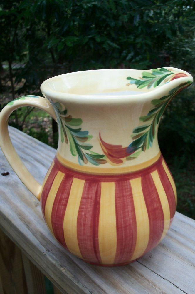 Attirant Southern Living At Home Gail Pittman Siena Pitcher  #GailPittmanSouthernLivingatHome