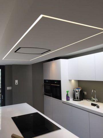 Bathroom Lighting Led Strips image result for led strip light ceiling | bathrooms | pinterest