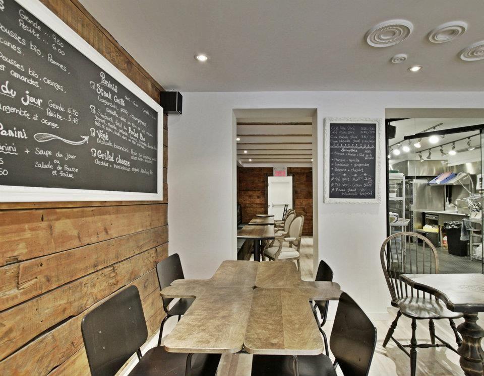 rustice café