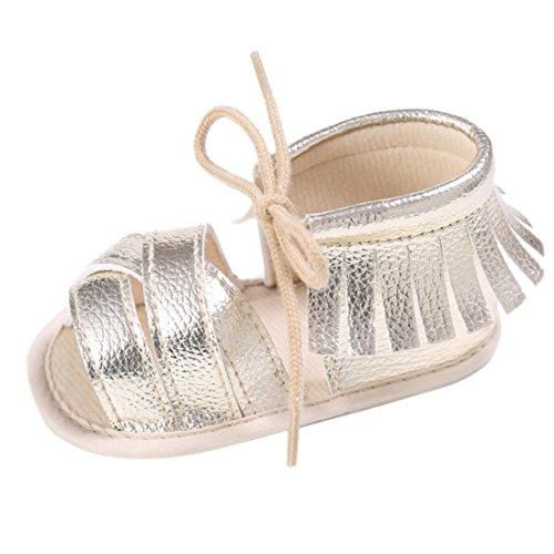 c15199dd395 Comprar Ofertas de Tefamore Zapatos Sandalias de Borla de Cordon recién