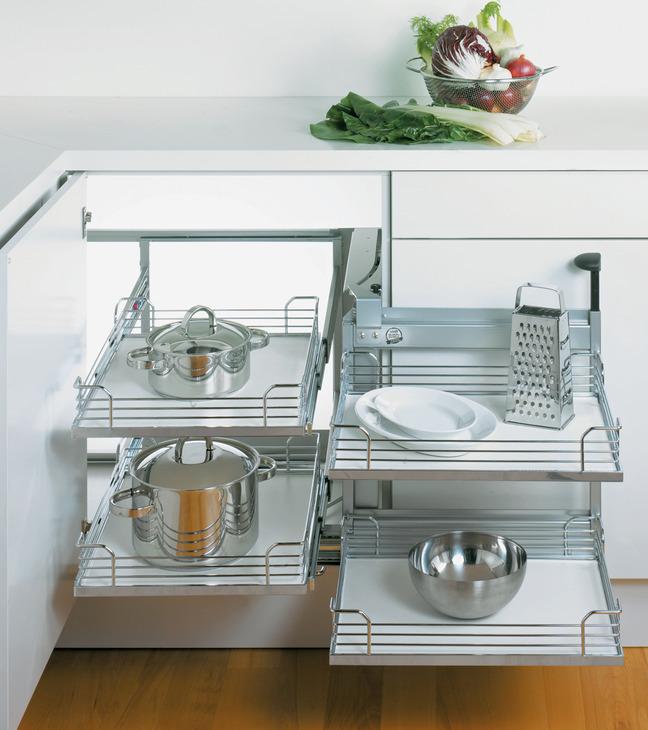 Best Magic Corner Ii For Blind Corner Cabinets In The Häfele 400 x 300
