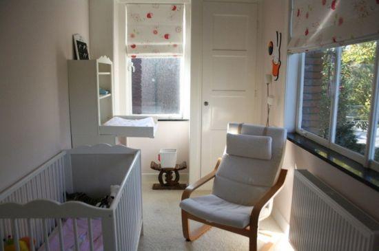 babyzimmer ideen - wie können sie ein kleines babyzimmer ... - Babyzimmer Gestalten Tendenzen Ideen
