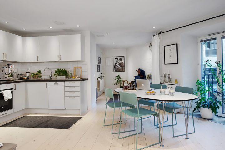 post m bien ue blog decoracin pisos pequeos decoracin comedor