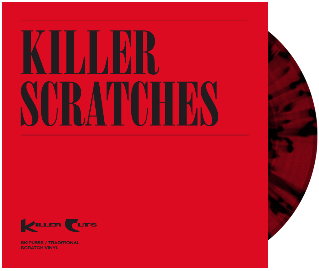 "Killer Scratches - 7"" Scratch Record"