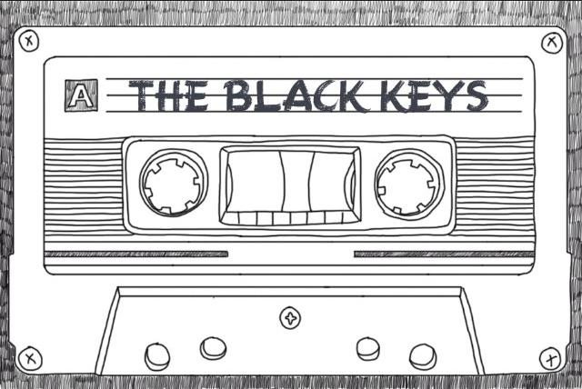 Pin By Carlie Cline On Music Musicians The Black Keys The Black Keys Lyrics Indie Music