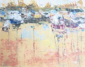 I enjoy the expressive quality in this #painting by artist Barbara Chappelle. Found on the FASO Daily Art Show -- http://dailyartshow.faso.com