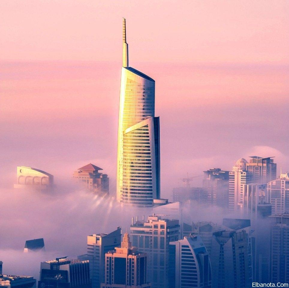 استطاع المصور الألماني سيباستيان أوبيتز التقاط هذة المشاهد الرائعة في الصباح الباكر من عدة أماكن للعاصمة الإمارات Dubai Architecture Cityscape Dubai Dubai City