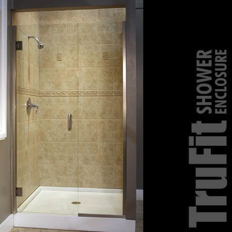 find this pin and more on swinging shower door enclosures