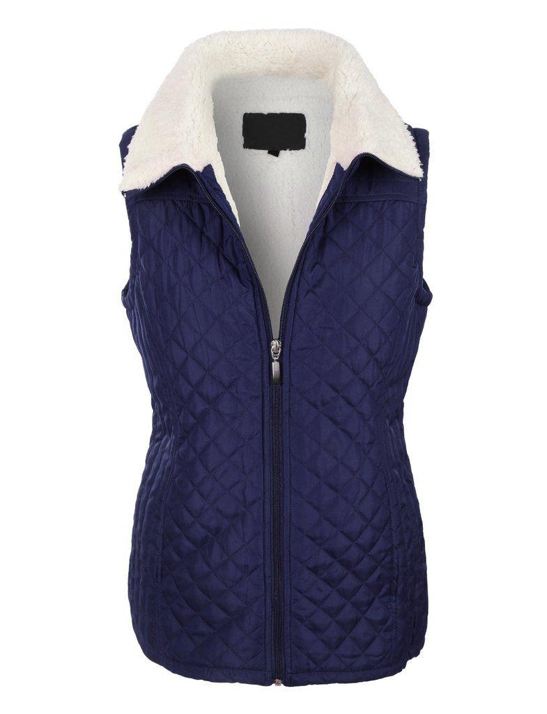 *CLEARANCE* Women/'s Lightweight Quilted Zip Up Puffer Parka Jacket Coat w// Hood