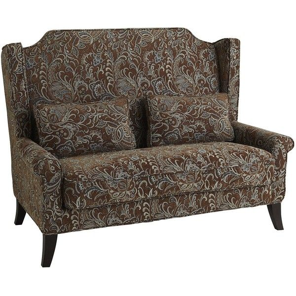 Awesome Pier 1 Imports Headington Loveseat Paisley Brown 300 Gmtry Best Dining Table And Chair Ideas Images Gmtryco