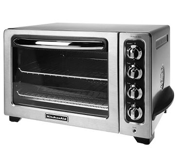 Countertop Convenience Toast Broil And Even Bake In This