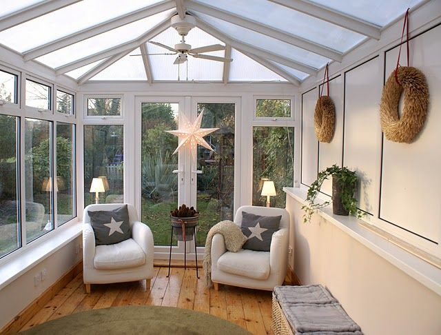 Conservatory Decor on Pinterest