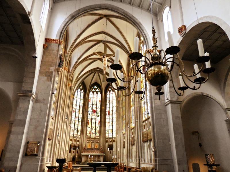 St Ursula Koln Cologne Kirchen