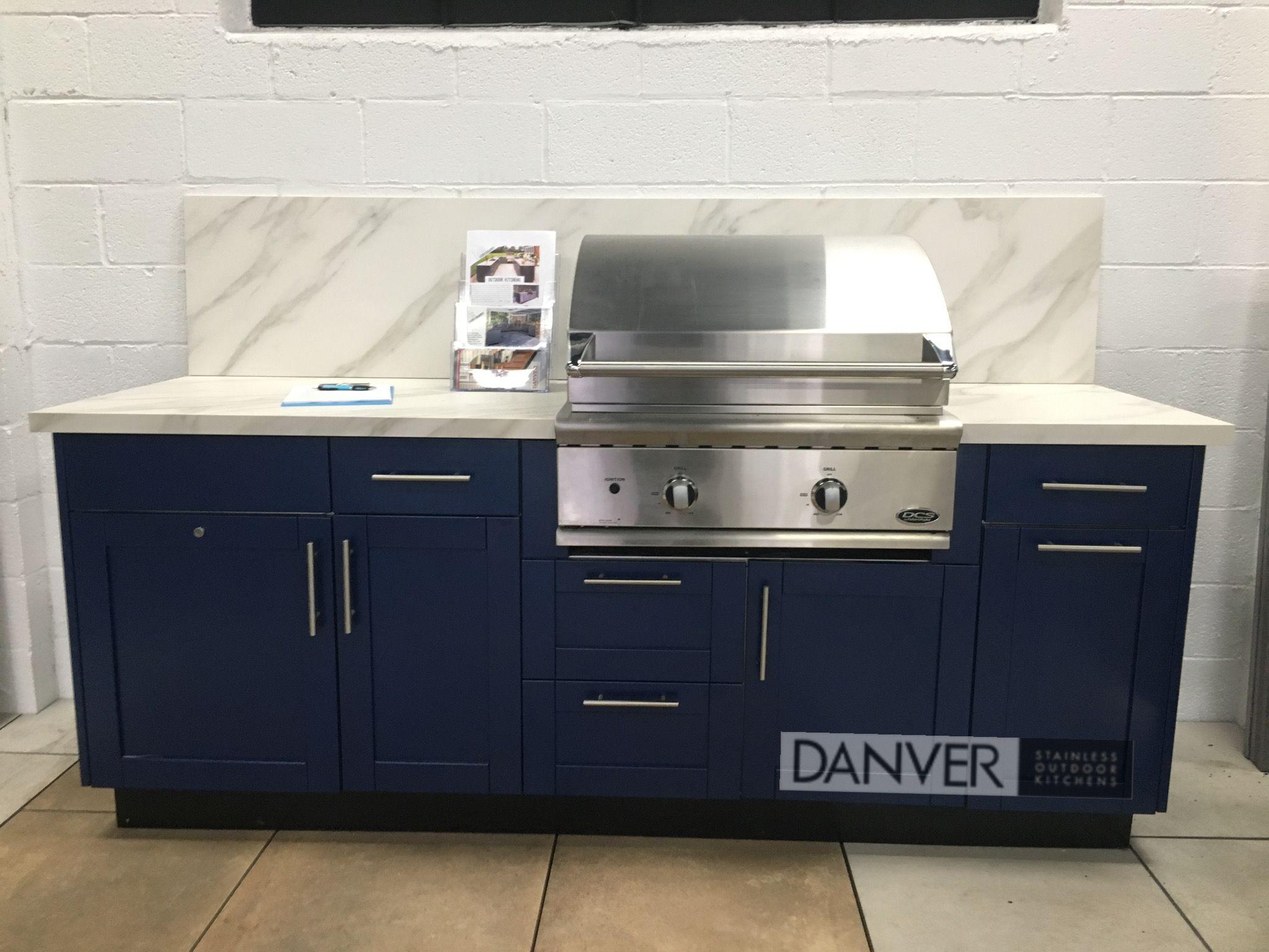 Danver Stainless Steel Outdoor Kitchen Outdoor Kitchen Cabinets Outdoor Kitchen Kitchen