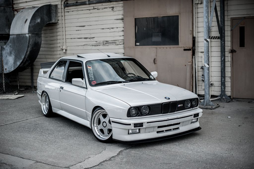 If I crash the new one, totally putting this wide body kit ...