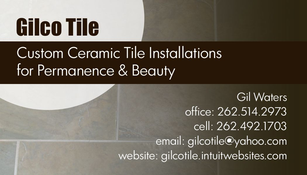 Tile Company Business Card Company Business Cards Name Cards Cards