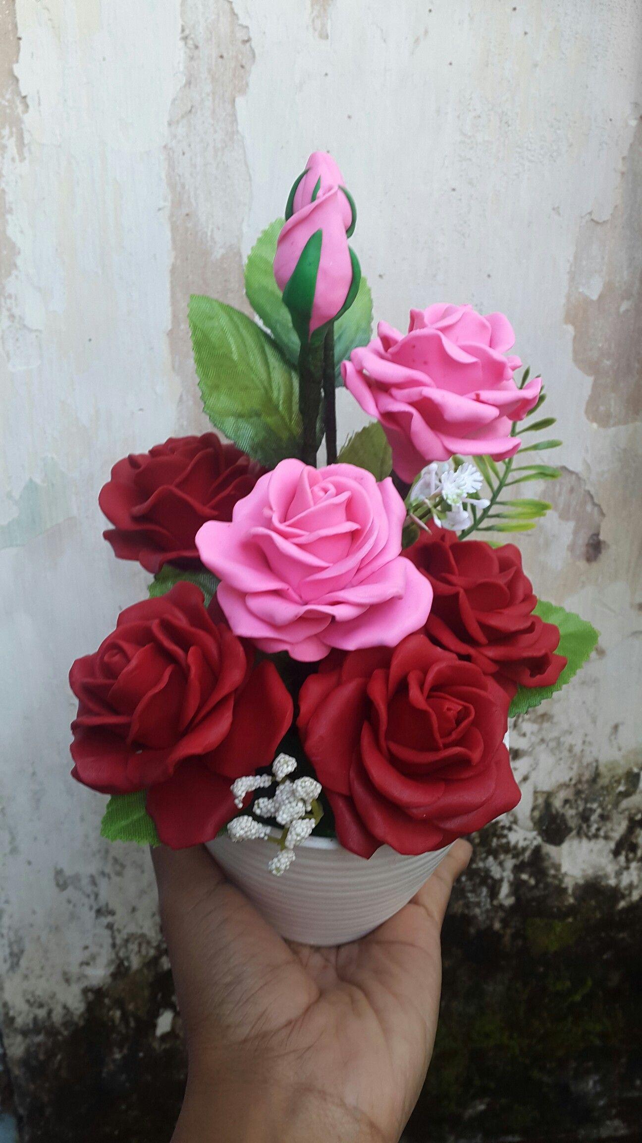 Bunga Sabun Mansi Bunga