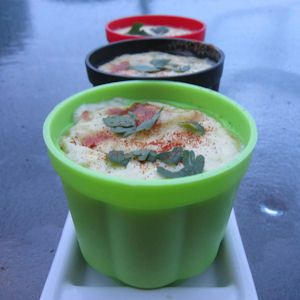 Flan de courgettes la ricotta 3 pp thermomix weight watchers pinterest flan de - Flan courgette thermomix ...