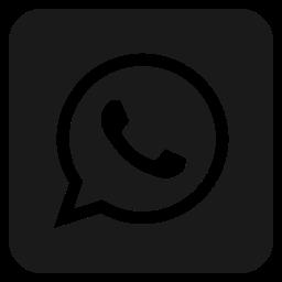 Logo Media Social Whatsapp Icon Social Media Icons Vector Social Media Icons Free Icon