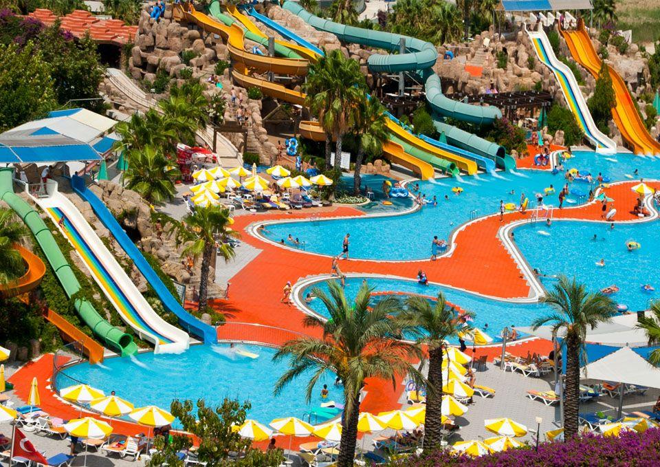 Aquapark Antalya, Seyahat, Oteller