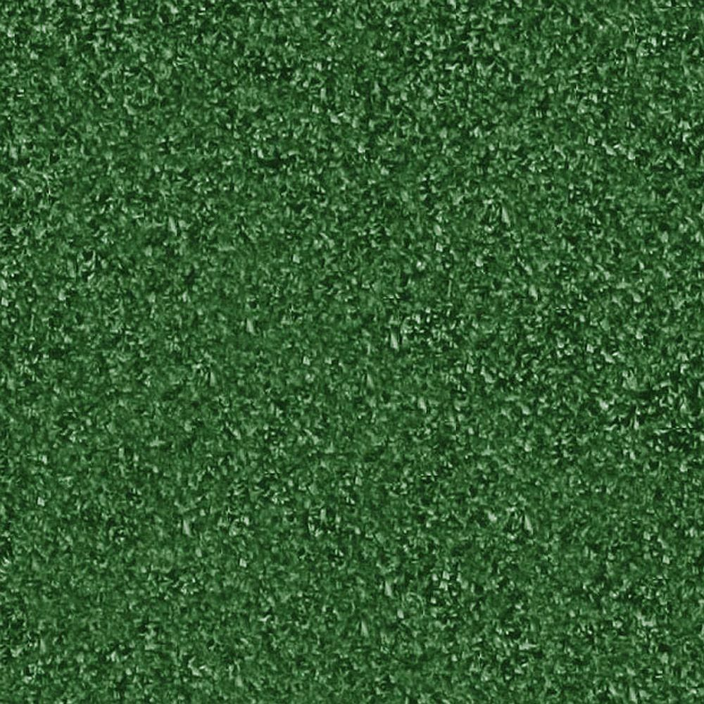 Green 6 ft x 8 ft artificial grass rug t85 9000 6x8 bm for Grass carpet tiles