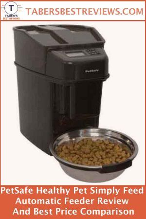 PetSafe Healthy Pet Simply Feed Automatic Feeder Review