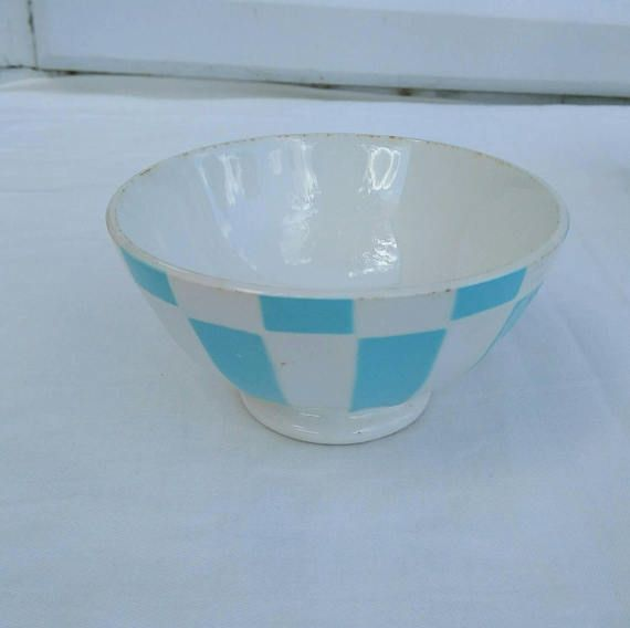 Check Out This Item In My Etsy Https Www French Cafemid Century Bowlsetsy Coffee